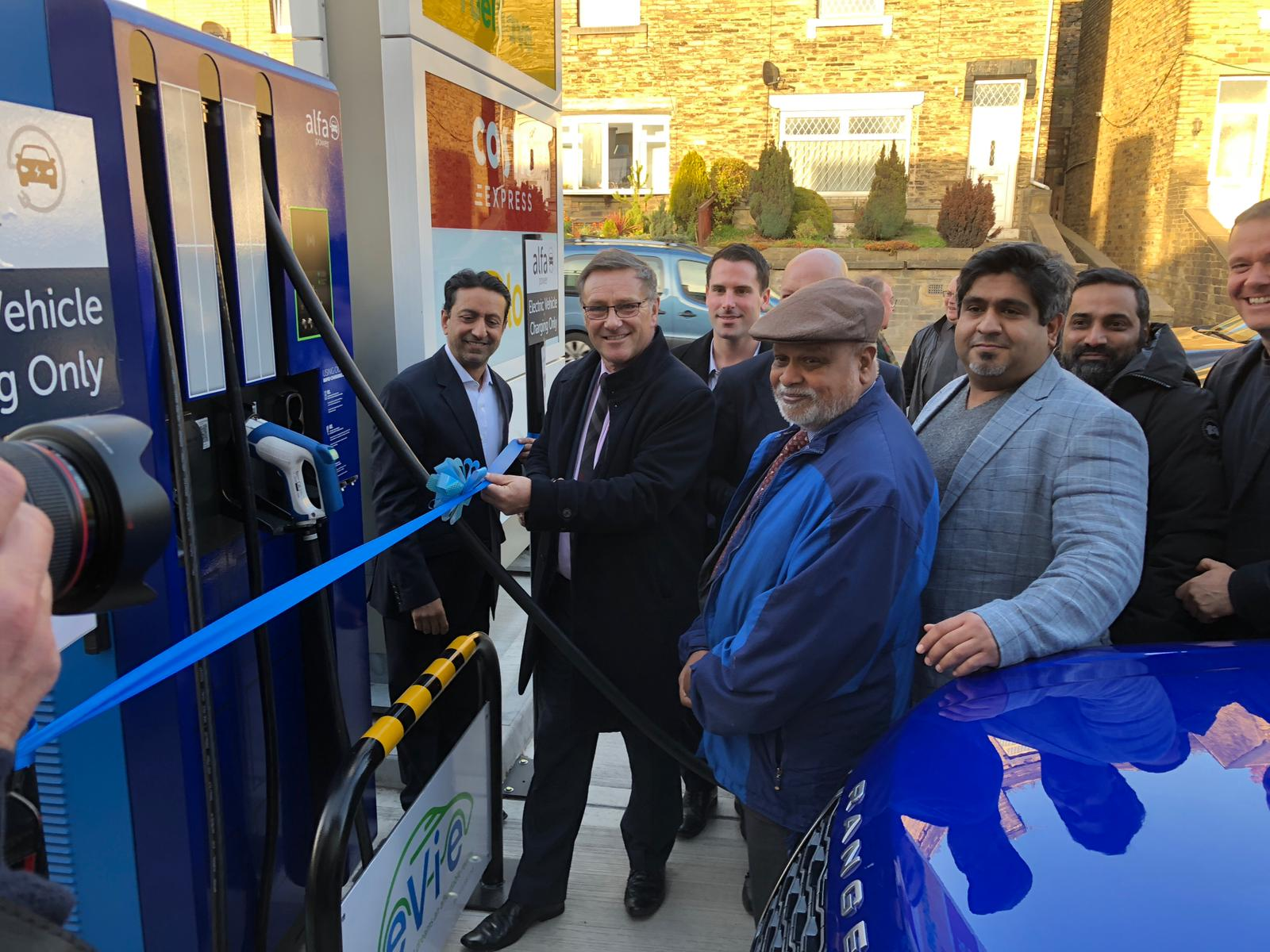 60kW Charger Launch
