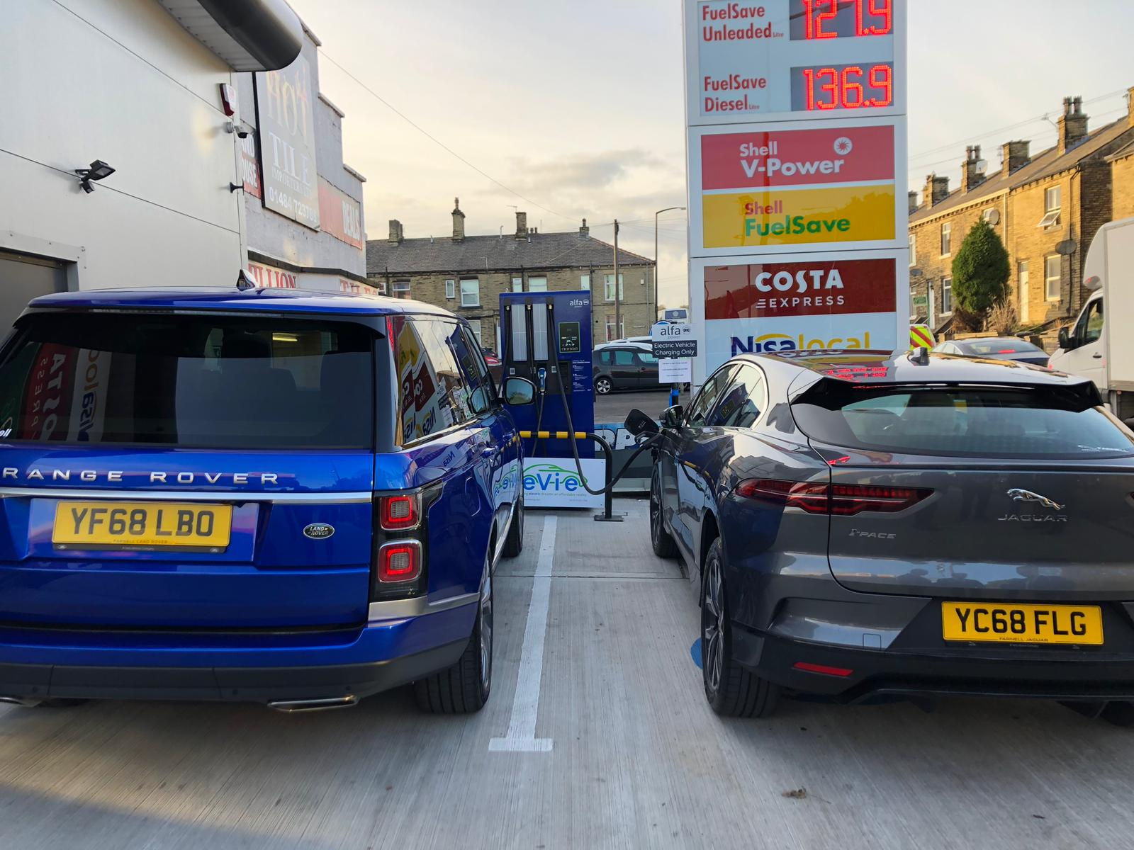 60kW EV Charger Launch